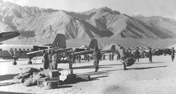 No.42 Squadron at Leh