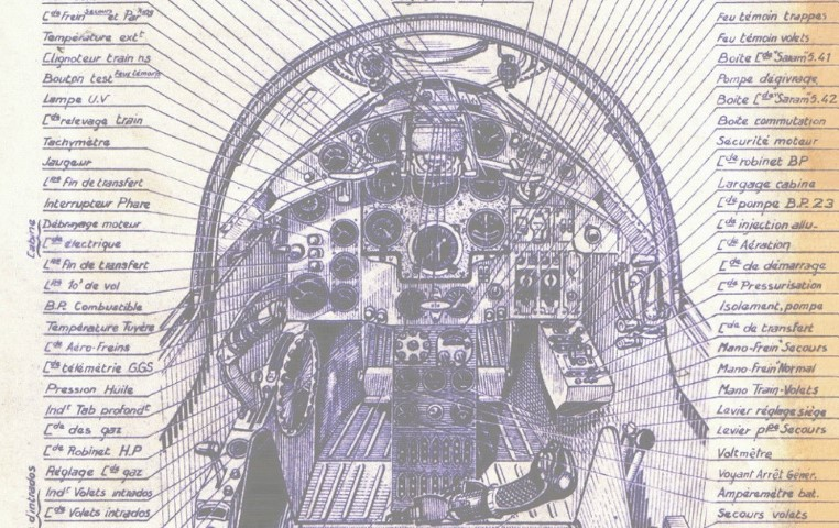 Ouragan Cockpit